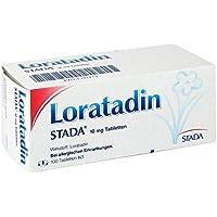 Loratadin Stada 10 mg Tabletten 100 stk preisvergleich bei billige-tabletten.eu