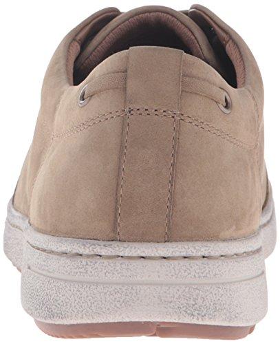 Dansko Mens Vaughn Fashion Sneaker Khaki Milled Nubuck