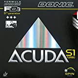 Donic Belag Acuda S1 Turbo, 2.00 mm rot