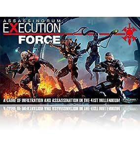 Assassinorum Execution Force (Edition limitée) Warhammer 40,000 - Anglais