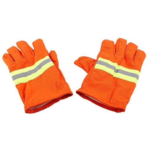 KUNSE Guantes De Protección contra Incendios Fuego