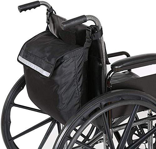 51njnjyjFhL - Bolsos y cestas Sillas de ruedas scooters accesorios Mochila Organizador Almacenamiento Totalizador Bolsa Impermeable para el teléfono, gafas, billetera, medicina (1)