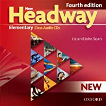 New Headway Elementary: Class Audio CDs (New Headway Fourth Edition)