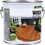 WOCA 617936A Exterior Öl, Bangkirai 0,75 L