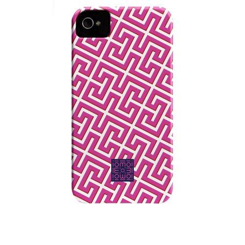 Case-Mate CMIMMC050151 Iomoi iPhone 4/4S UBUD Sandy Cay Pink