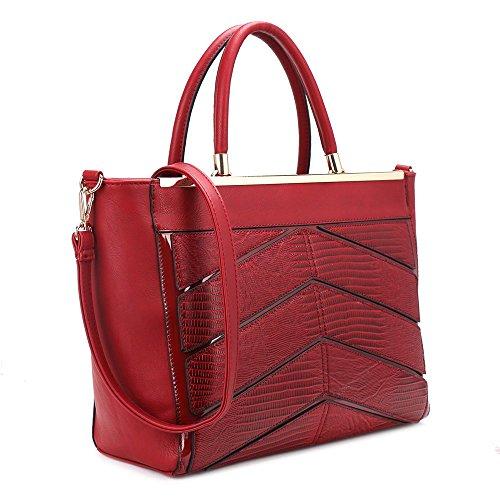 HB Style - Sacchetto Ragazza donna Rosso/rosa