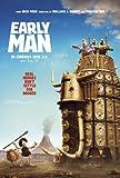 EARLY MAN - U.S Movie Wall Poster Print - 30CM X 43CM Brand New