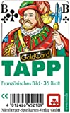 06319910001 - Nürnberger Spielkarten - Tapp Classic, französisches Bild im Klarsichtetui