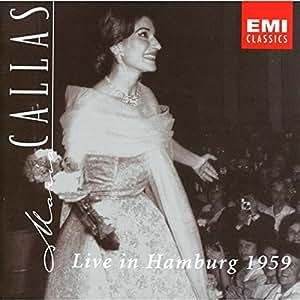 Live in Hamburg 1959