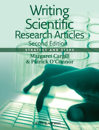 Writing Scientific Research Articles: Strategy and Steps por Margaret Cargill