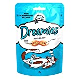 Dreamies Lachs Katzen Behandelt 60g