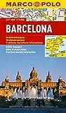 MARCO POLO Cityplan Barcelona 1:15 000 (MARCO POLO Citypläne)