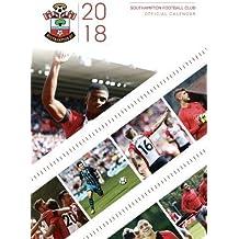 Official Southampton FC Calendar 2018