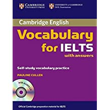 Cambridge Vocabulary for IELTS with Answers and Audio CD
