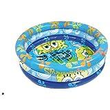 Bob Esponja Spongebob Schwammkopf-Pool-110cm (Saica Toys 8300)