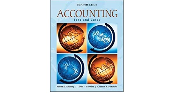Buy accounting texts and cases book online at low prices in india buy accounting texts and cases book online at low prices in india accounting texts and cases reviews ratings amazon fandeluxe Gallery