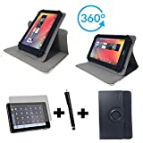 3er Starter Set für Alcatel OneTouch Pixi 3 (10) Tablet Pc