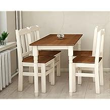 Suchergebnis Auf Amazonde Für Esstisch Stühle Holz