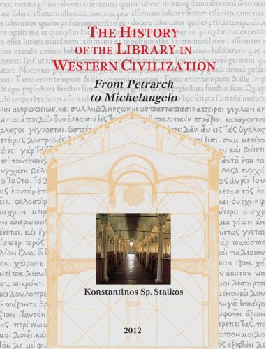 HISTORY OF THE LIBRARY IN WESTERN CIVILIZATION vol.5 (The History of the Library in Western Civilization) por K. SP. STAIKOS