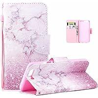 Vectady für Huawei P10 Hülle, Schutzhülle Case Leder Tasche Handyhülle Brieftasche Lederhülle Kreativ mit Muster... preisvergleich bei billige-tabletten.eu