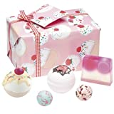 Bomb Cosmetics Cherry Bathe-well Giftpack
