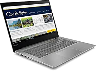 Lenovo 80X400EXIN 14-inch Laptop (Core i5-7200U/8GB/1TB/Windows 10 Home /2GB Dedicated Graphics), Gray (with Pre-Installed MS Office)