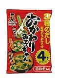 Miso Suppe dunkel 4 Geschmackssorten Suppenpaste 64,4g