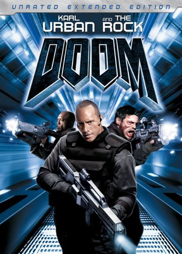 Doom (Full-Screen Unrated Extended Edition) by Dwayne 'The Rock' Johnson -