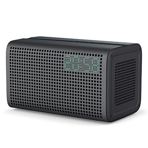 Altoparlante wireless con connessione Wi-Fi + Bluetooth con sistema di riproduzione audio multiroom