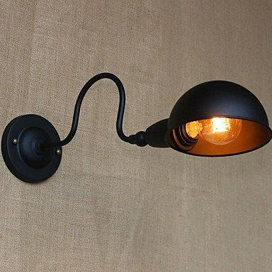 YYHAOGE Protection Des Yeux Pour Une Salle De Séjour Moderne Et Simple Paroi Métallique Lumière 220V