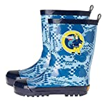 Fireman Sam - Childrens Shoes - Rain Boots - Weather Boots (Size 7,5-13)