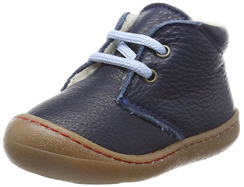 Chaussures Pololo bleues garçon DJMqbOPpmy