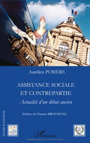 Assistance sociale et contrepartie, actualité d'un débat ancien