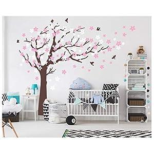 Wandtattoo Kinderzimmer Baum | Deine-Wohnideen.de