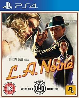 L.A. Noire (PS4) (B075KGDPVN) | Amazon Products