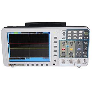 Owon Sds7102V Oszilloskop, 1 G / s, 20,3 cm (8 Zoll), LCD, mit Akku, LAN und VGA, inkl. Tasche, 3 Jahre Garantie