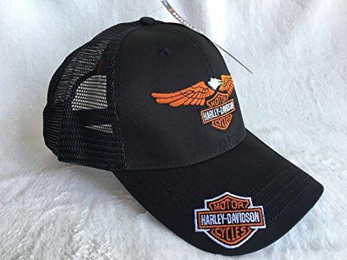 harley-davidson-2016-motorcycle-cap-eagle-design-black-orange