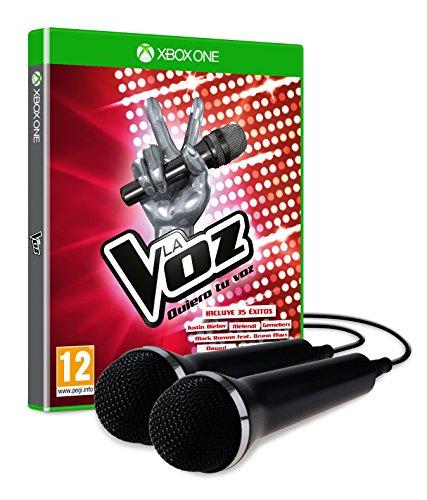 La Voz: Quiero Tu Voz (Bundle)