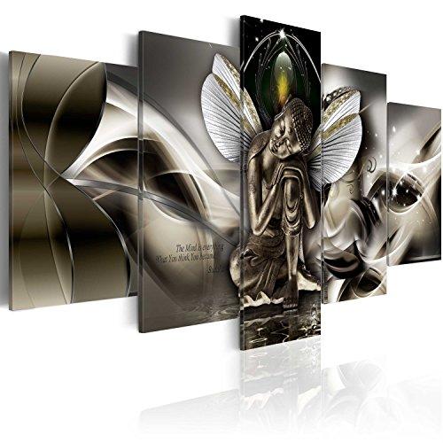 Murando   Cuadro Buda 200x100 cm Abstracto   impresión