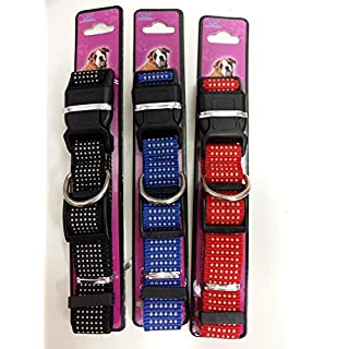 Adjustable Nylon Collar For Dogs Size Medium to Large
