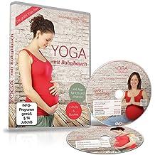 Yoga mit Babybauch [2 DVDs] ++ Die große Yoga-Box ++ Jetzt plus App ++ Trainiere wo du willst ++