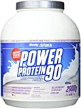 Body Attack Power Protein 90, Blueberry-Yoghurt Cream, 1er Pack (1 x 2 kg)