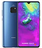 Tim 775502 Huawei Mate 20 Smartphone, 128 GB Midnight Blau