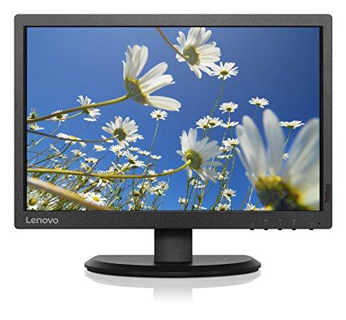 Lenovo ThinkVision E2054 19.5-Inch IPS Monitor - Black