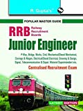 RRB: Junior Engineer Centralised Recruitment Exam Guide