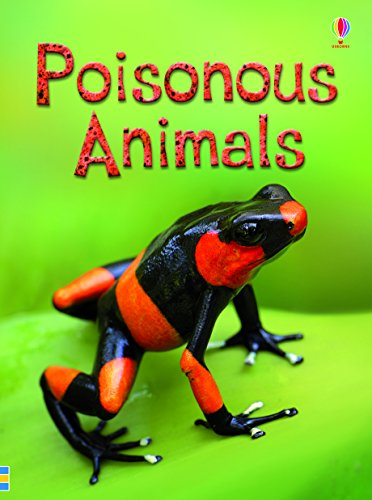 Poisonous Animals (Beginners Series) por Vv.Aa