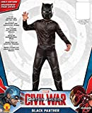Rubie 's Offizielles Marvel Black Panther Bürgerkrieg, Kind Kostüm–groß -