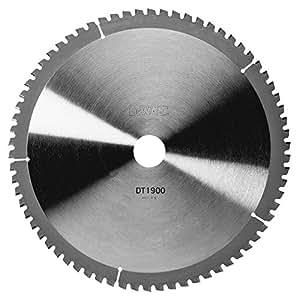 DeWalt Lame de scie circulaire en métal 355/25, 490tfz pour Edelstah lahl, dt1922de QZ
