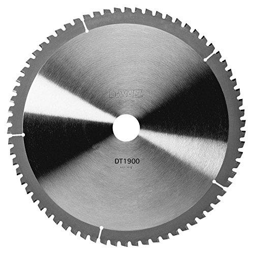Dewalt DT1922-QZ Metall-Kreissaegeblatt 355/25,4 90TFZ, für Edelstahl