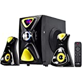 Jack Martin X5 Home theatre system with USB/SD/Bluetooth/FM Remote controlled